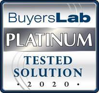 BuyersLab Platinum 2020